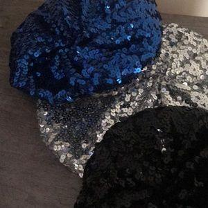 Sequins berets